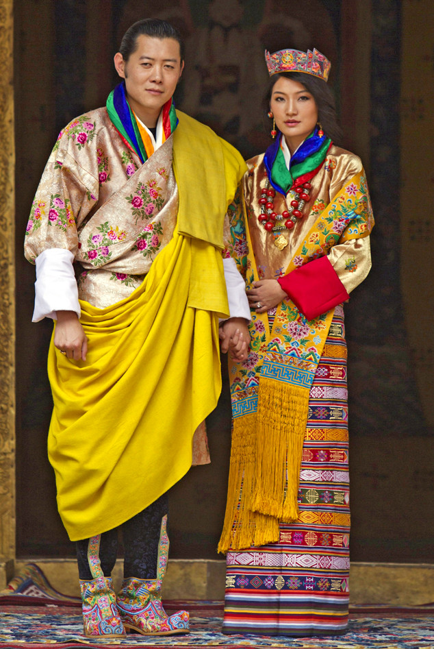 Bhutan dress ( King&Queen)